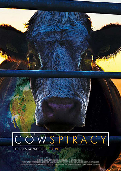 Cowspiracy DVD Cover