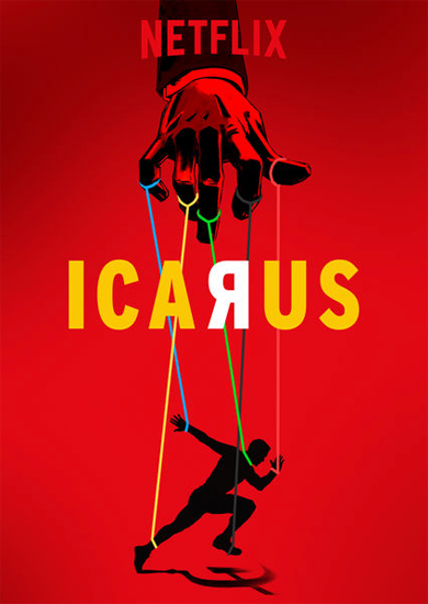 Icarus DVD cover