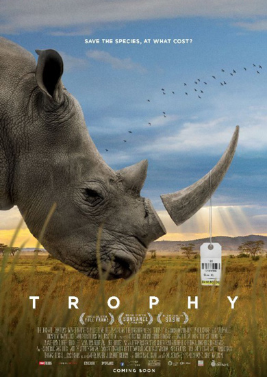 Trophy Documentary Poster